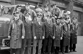 Cincinnati Fire Department History and Photos
