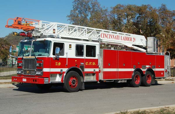 Seagrave Fire Apparatus >> LADDER 2 Renumbered Ladder 29